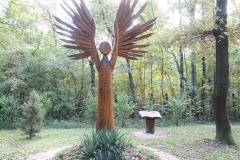 20. Emlékező Angyal a Katonapallagon