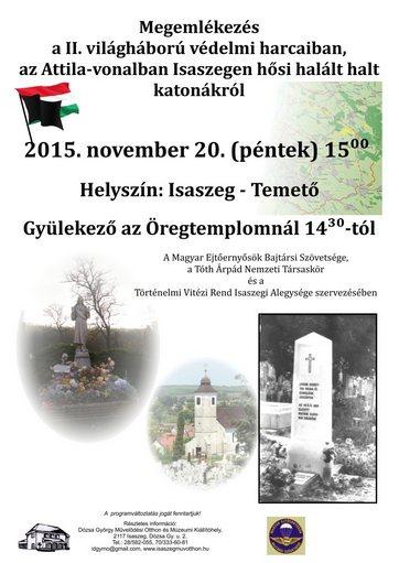 Attila_vonal_nov20_plakát