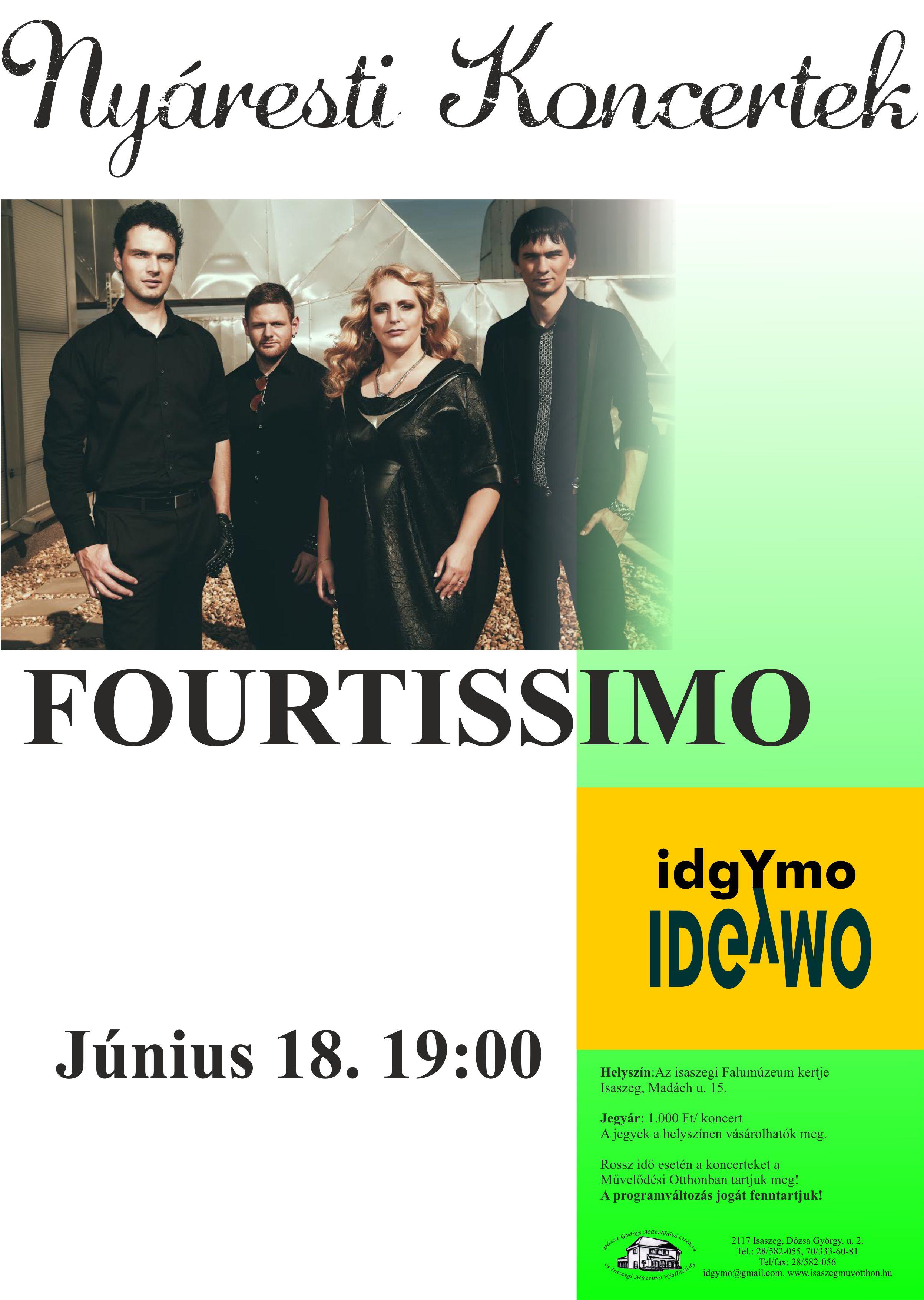 Fourtissimo