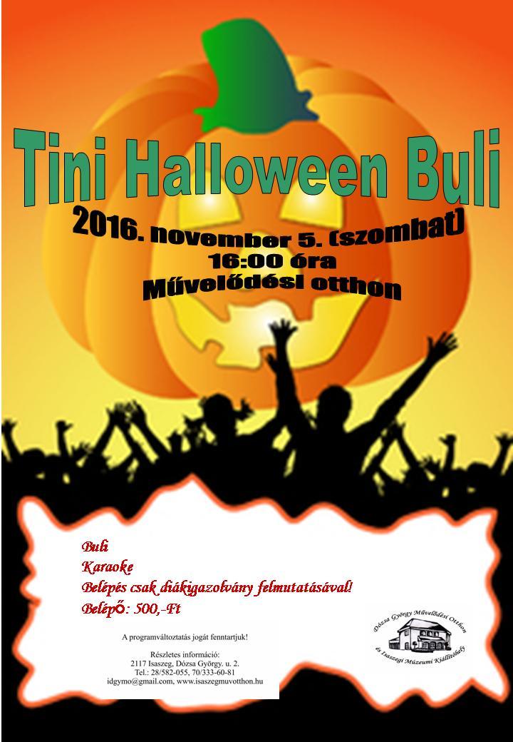 Tini Helloween Buli