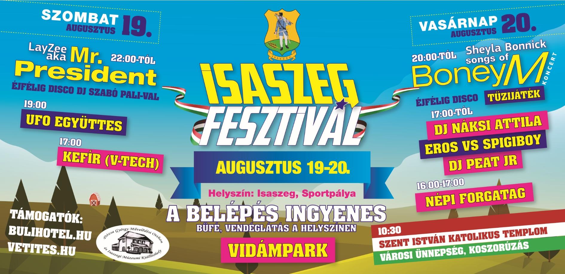 Isaszeg Fesztivál
