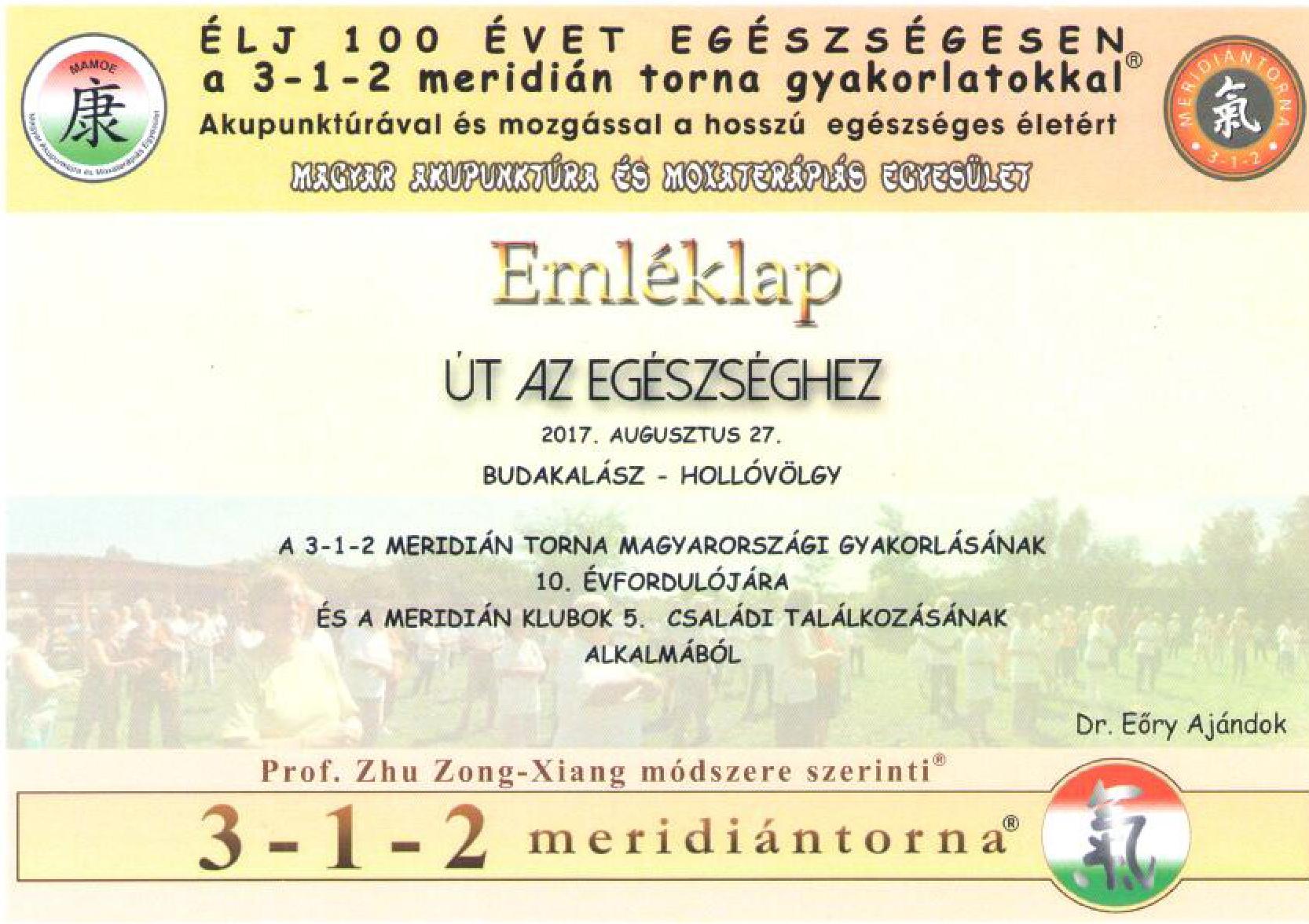 Meridián Találkozó