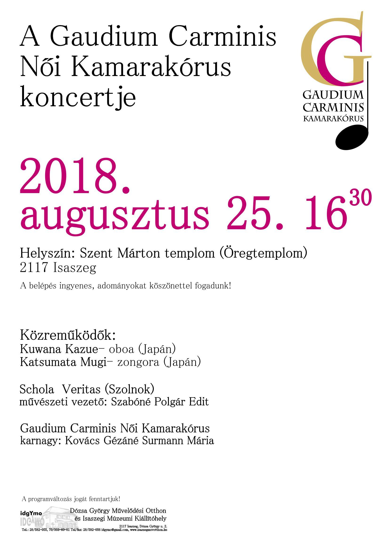 Gaudium koncert