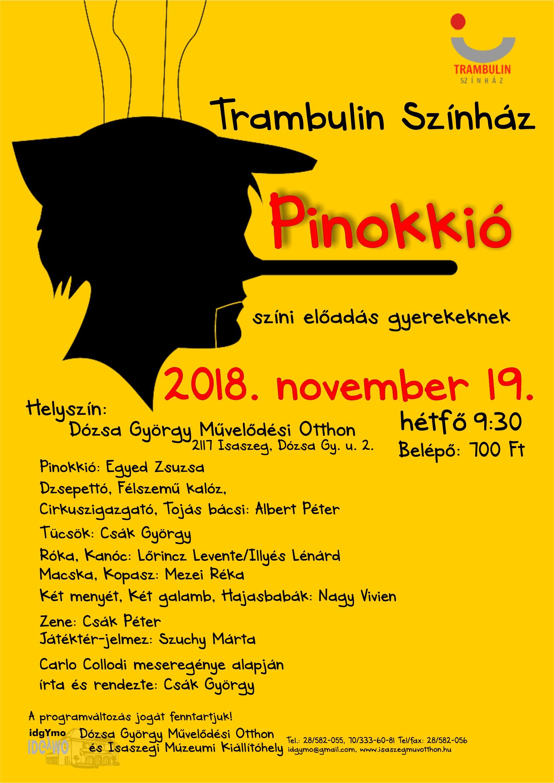 Pinokkió 1119