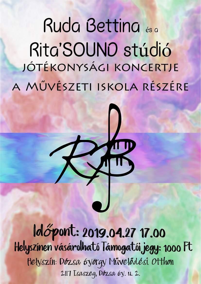 Ruda Bettina és a Rita Sound stúdió