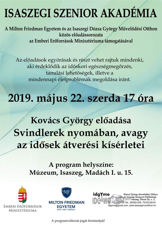 Szenior Akadémia III. ea.